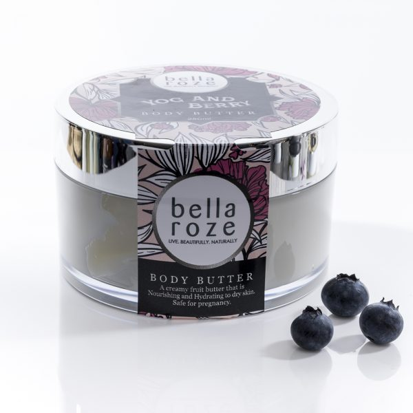 Body Butter – Yog and Berry